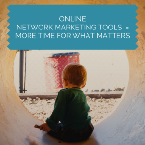 network marketing tools
