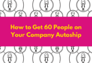 Get People on Company Autoship